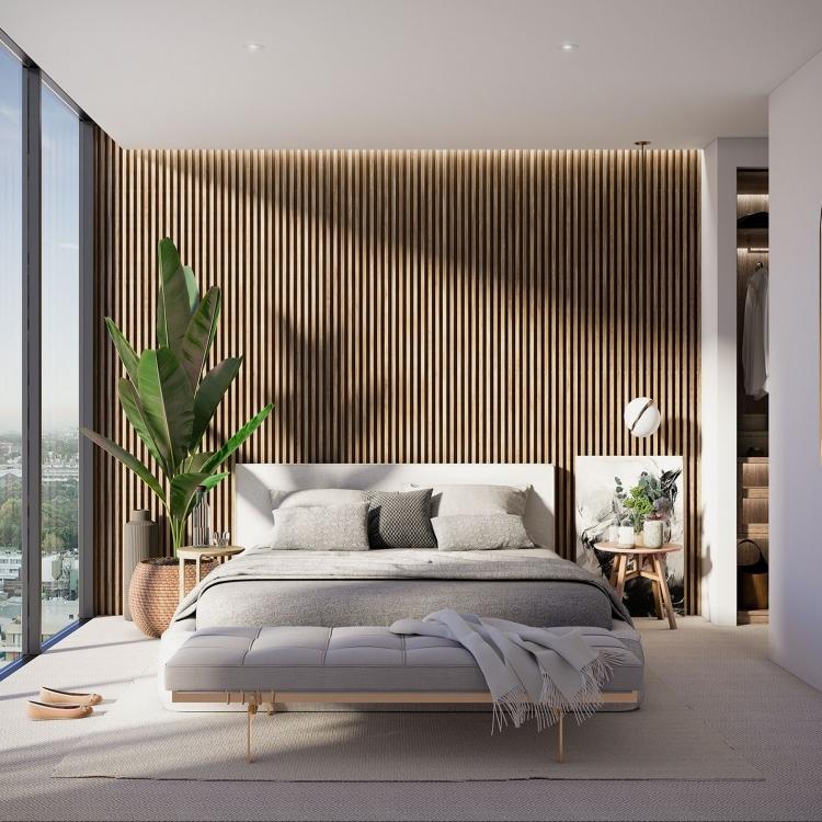 Sydney CBD Apartment - Bedroom