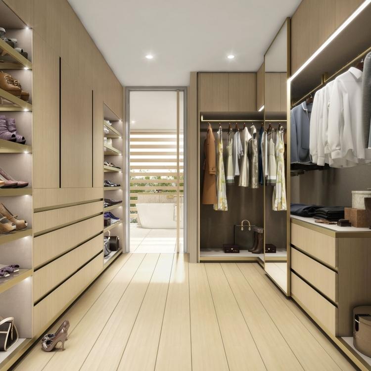 Castlecrag wardrobe
