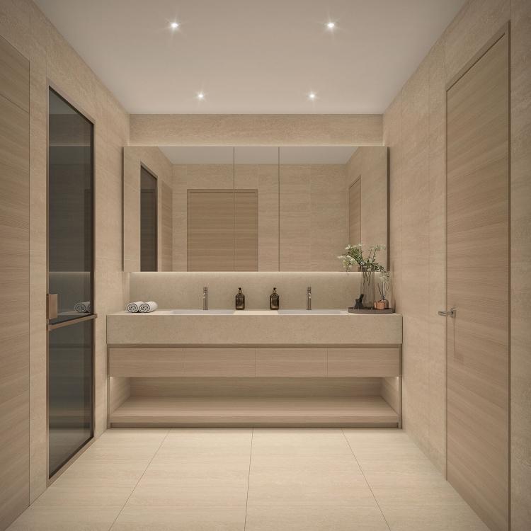 Shinagawa Bathroom Warm option