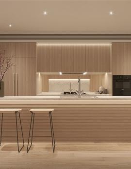 Shinagawa Penthouse French