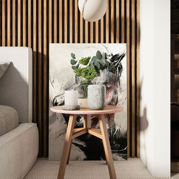 Sydney CBD Apartment bedroom vignette
